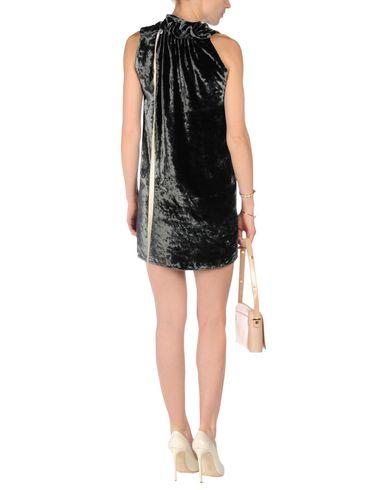 Acne Studios Short Dress, Steel Grey