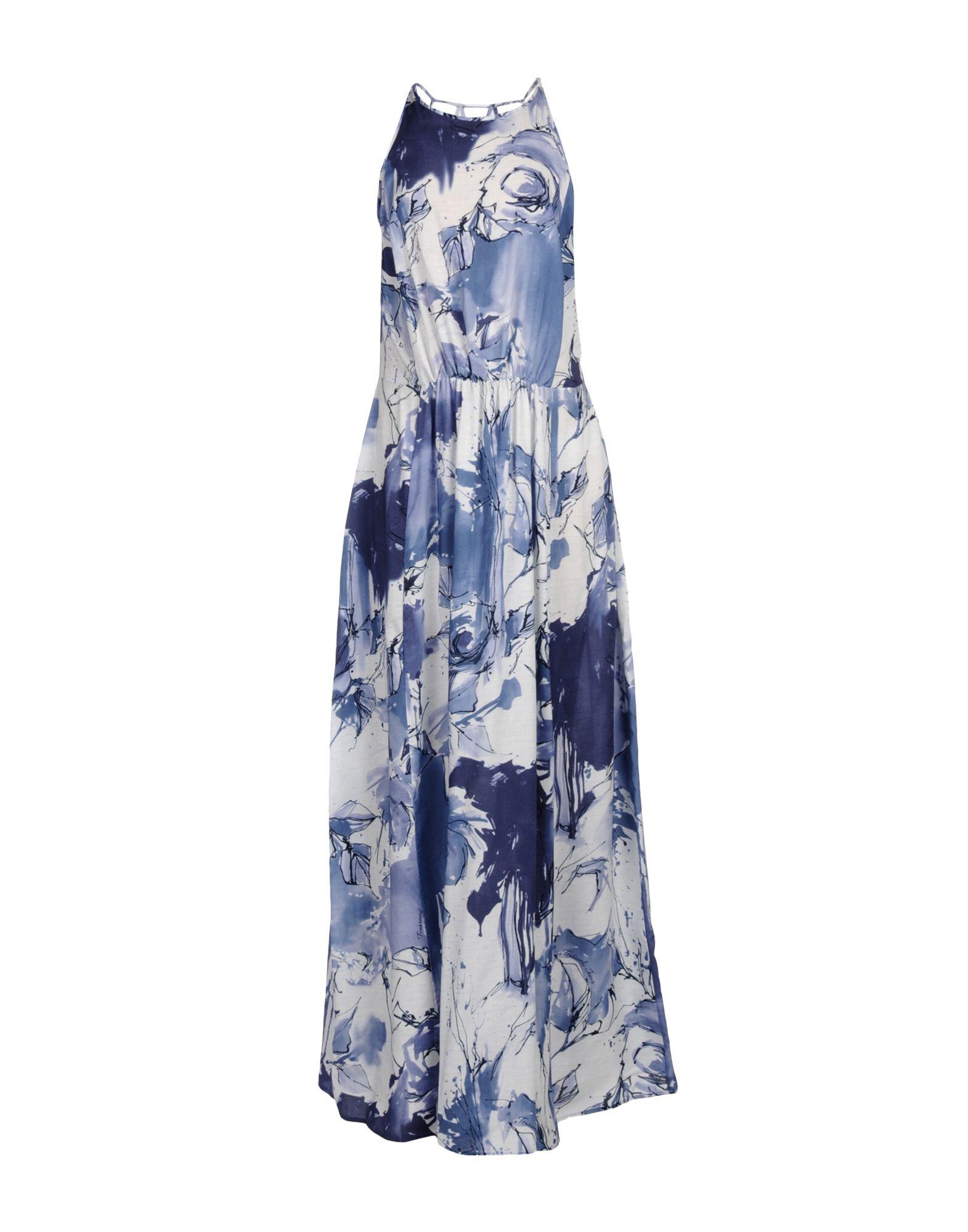 Vestito Lungo Trussardi Jeans Donna - Acquista online su 0BxcLM4