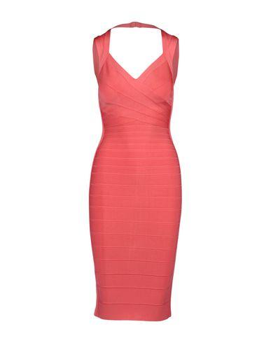 HERVÉ LÉGER BY MAX AZRIA - Knee-length dress