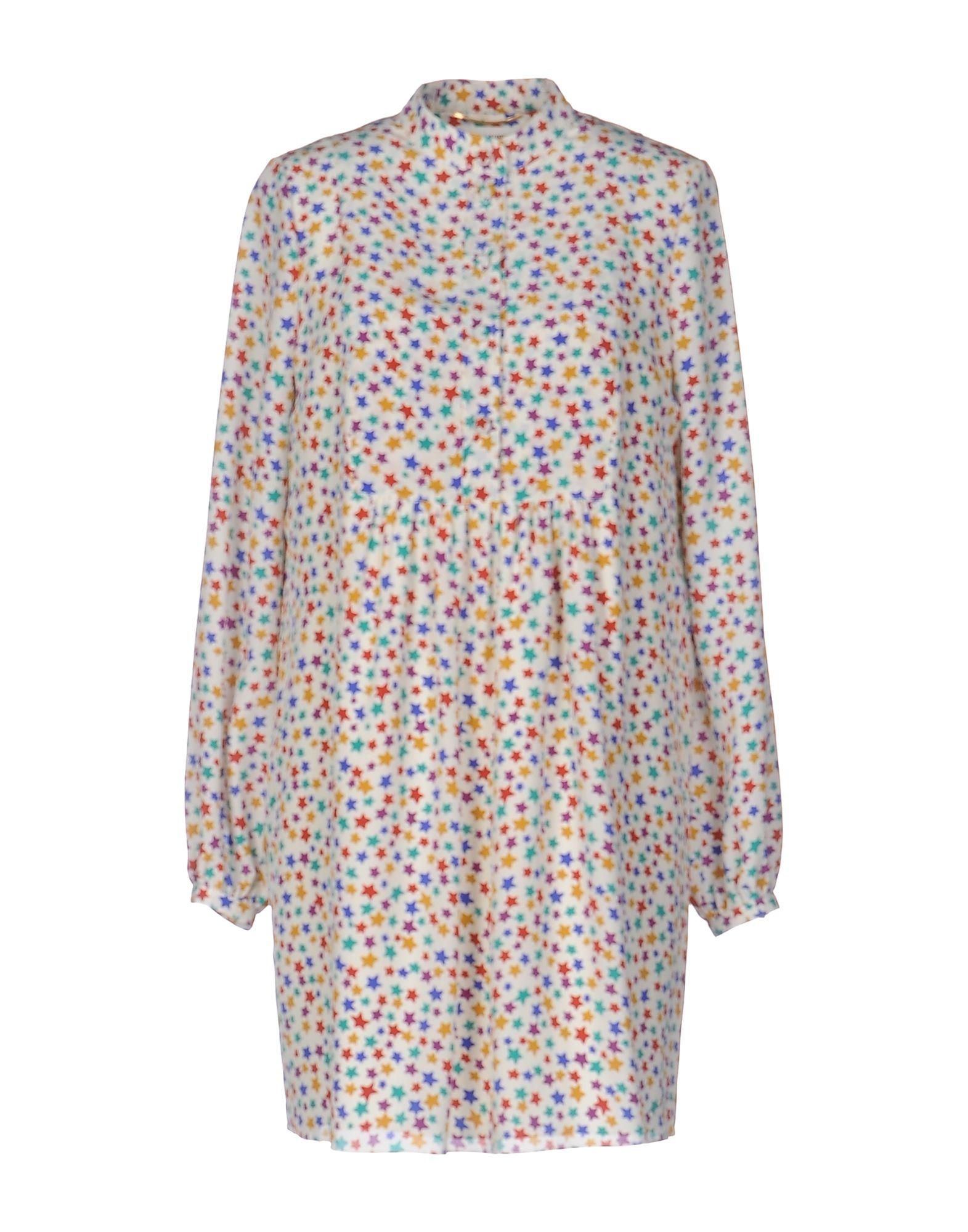 Robes Robe Femmes Chemise En Saint À Ligne LaurentAcheter TF1clKJ