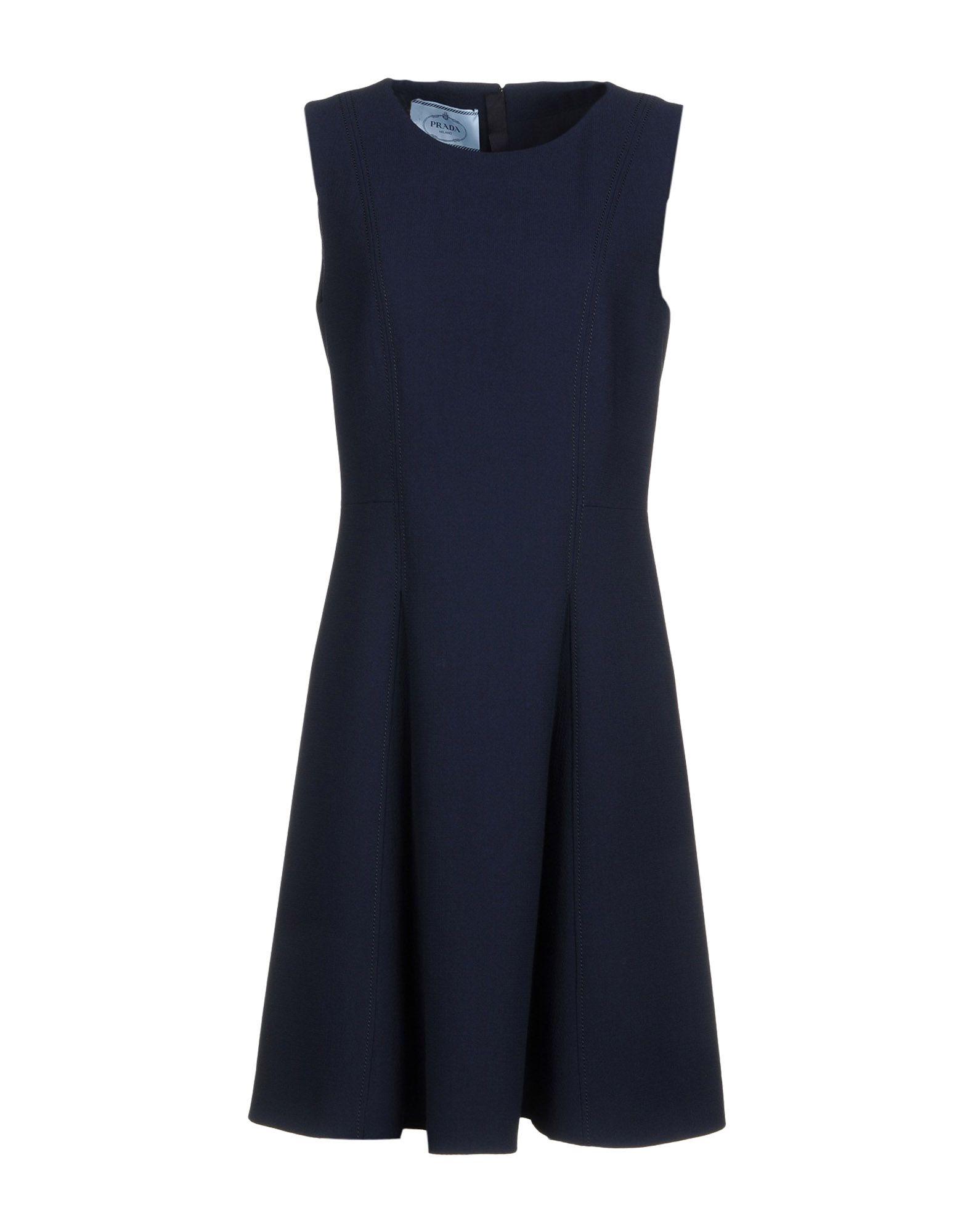 Vestito Al Ginocchio Prada Donna - Acquista online su XHhhUhA