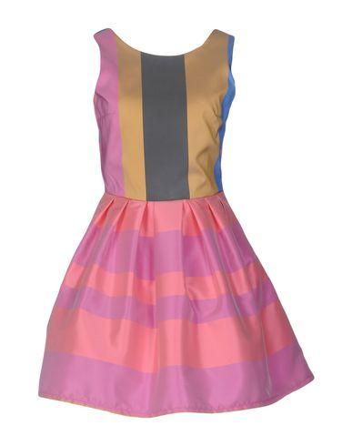 Zum Verkauf Rabatt Verkauf Austritt Ansicht REVISE Kurzes Kleid Billig Finden Große 69vRR9sYmp