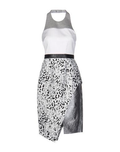 Josh Goot 3/4 Length Dress, White