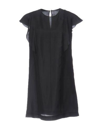 TIZIANA PAVONCELLI Kurzes Kleid Erkunden Zu Verkaufen Finish Auslass Truhe yqlbiomB9V