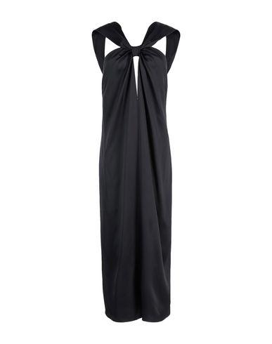 PROTAGONIST Midi Dress in Black