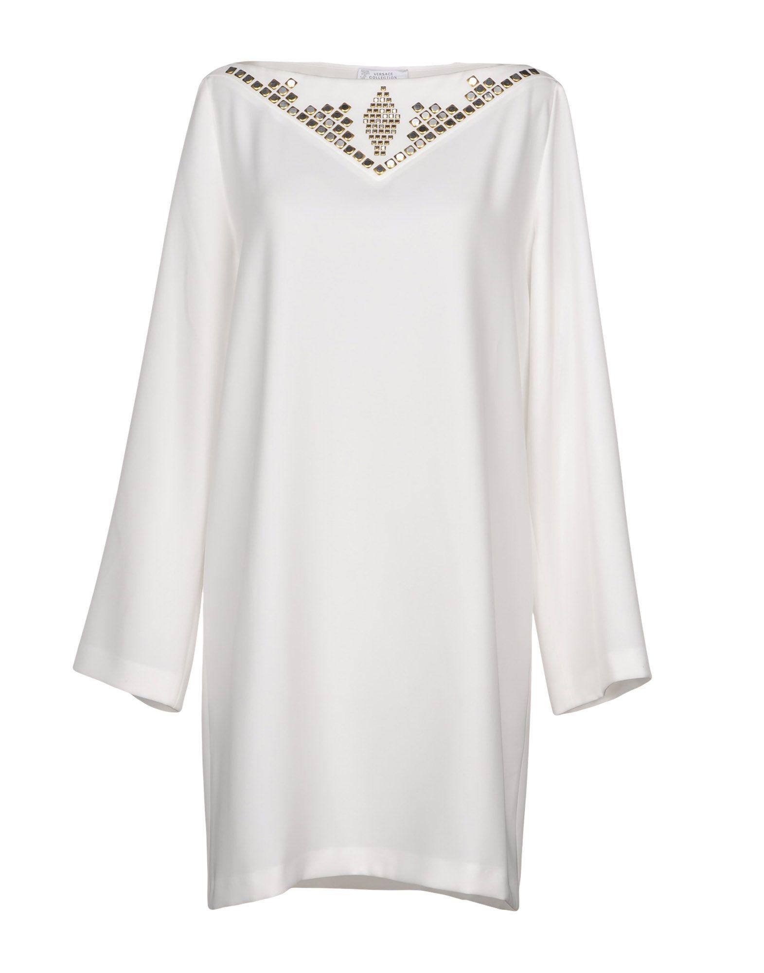 Vestito Corto Versace Collection Donna - Acquista online su zv9zxQOUX