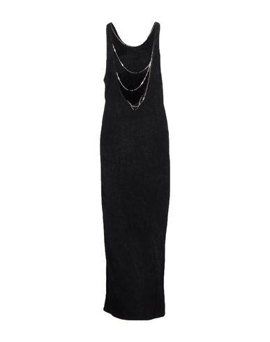 Neue Art Und Weise Stil Rabatt Großhandel FAP FILLES A PAPA Langes Kleid Orange 100% Original Spielraum Extrem Verkaufspreise Yyy3hh