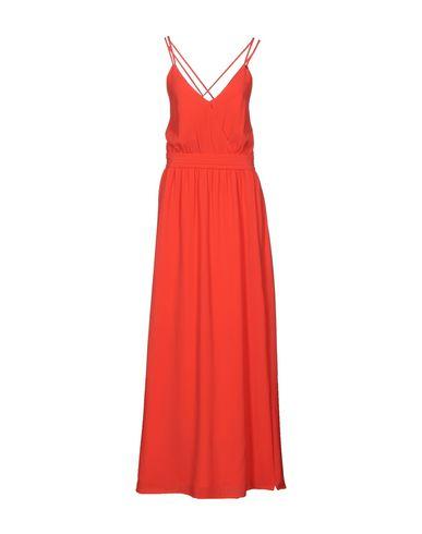 Robe rouge yoox