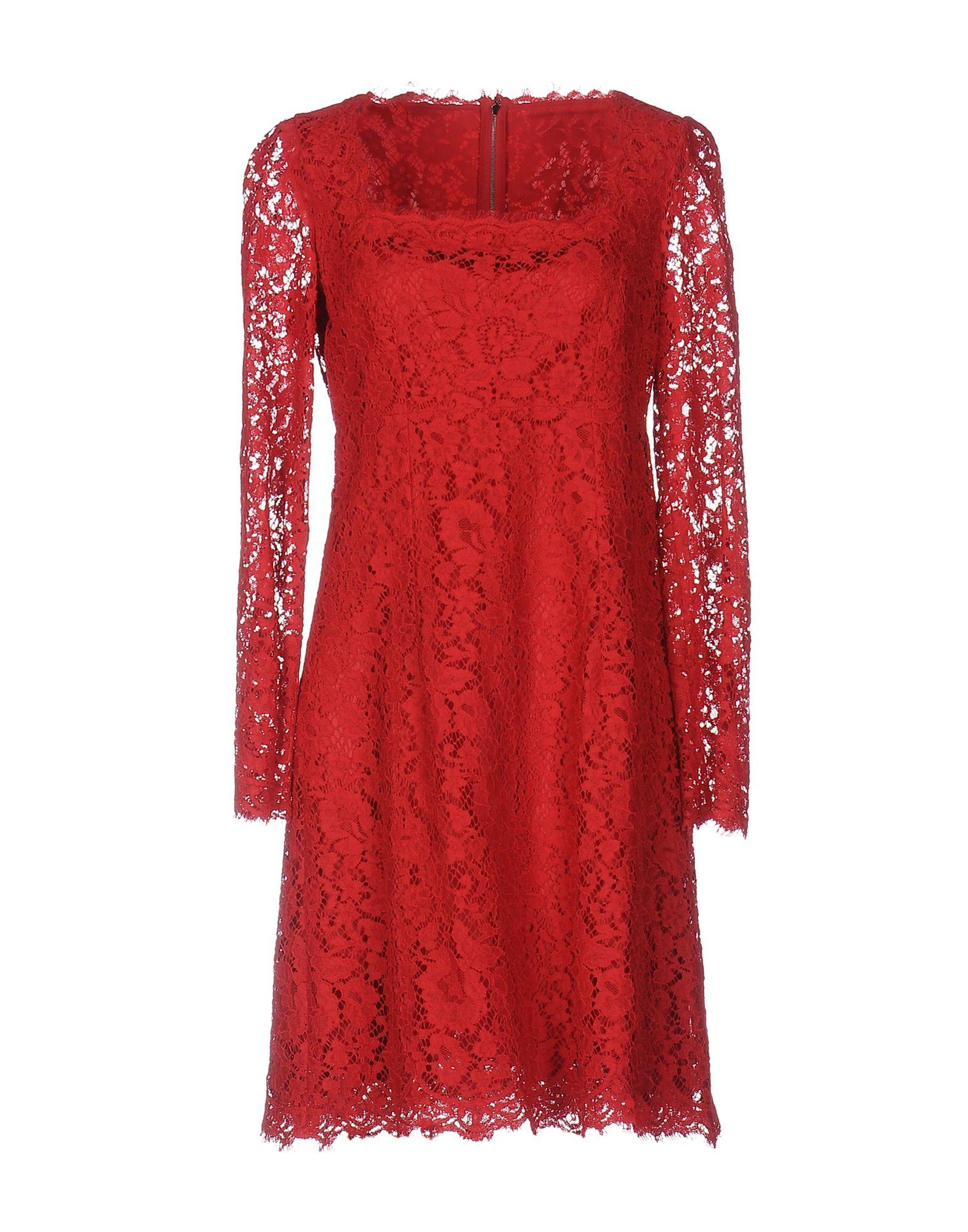 Vestito Al Ginocchio Dolce & Gabbana Donna - Acquista online su vW8cvXrZ6