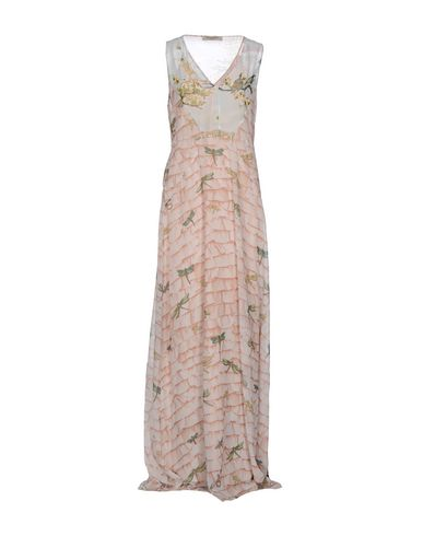 Ebay Verkauf Online PICCIONE.PICCIONE Langes Kleid Billig Sehr Billig v3cQh6ynrD
