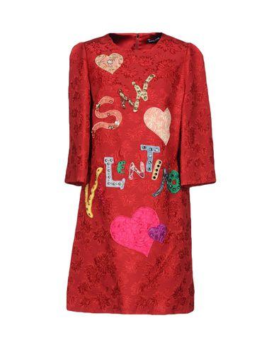Sweet & Gabbana Minivestido 2014 for salg gratis frakt wiki rabatt kjøpet utløp amazon nN53eWFVZ