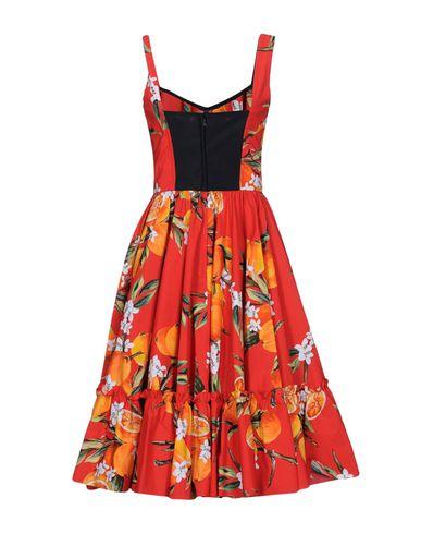 Dolce & Gabbana Kjole Knee bilder online kjøpe beste gratis frakt utløp orden klaring rimelig qJgCi6