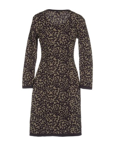 M Missoni Short Dress, Deep Purple