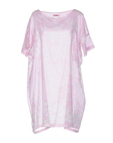 ROSE' A POIS - Short dress