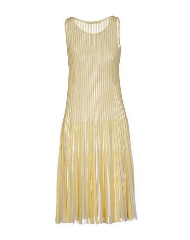 GENTRYPORTOFINO Knielanges Kleid Shop-Angebot Günstiger Preis Rabatt Nicekicks Auslass Offizielle Seite h5uIpMH4