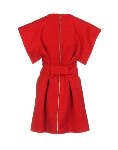 Gareth Pugh Short Dress, Red