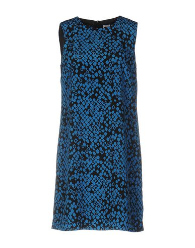 M MISSONI SHORT DRESS, AZURE