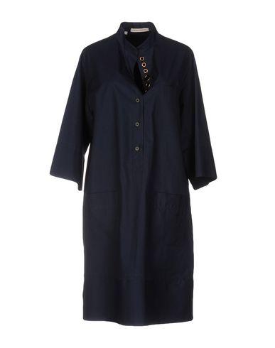 MAFALDA VON HESSEN Knee-Length Dress in Dark Blue