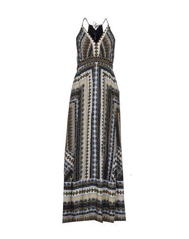 HALE BOB Long Dress in Beige
