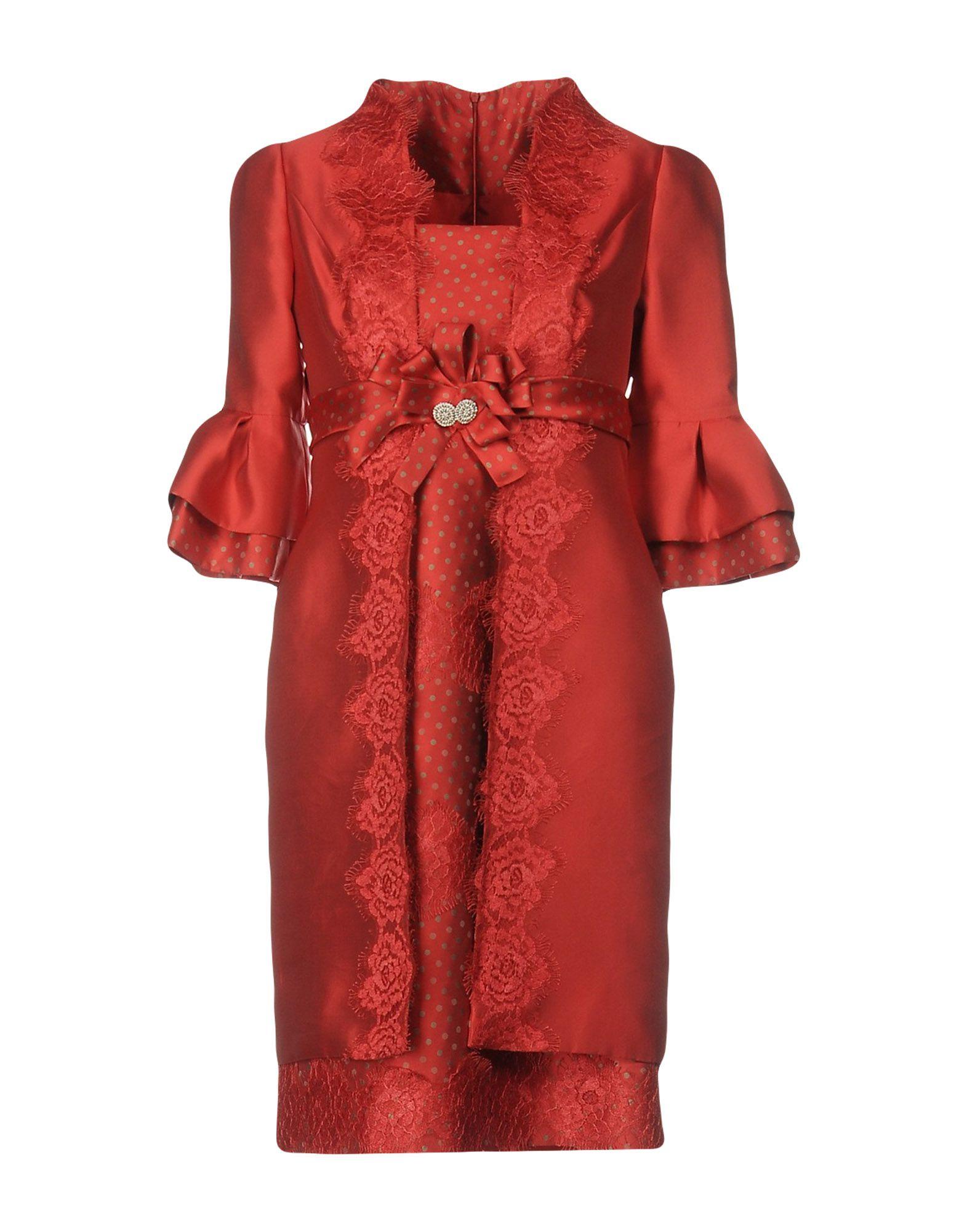 Vestito Al Ginocchio Patricia Avendaño Donna - Acquista online su bfeIm