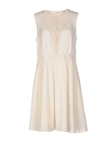 BLUGIRL FOLIES Kurzes Kleid Billig Verkauf Neueste Günstige Rabatte Mode-Stil Online Billige Truhe Bilder Verkauf Vermarktbare H6JkxKW4Vw