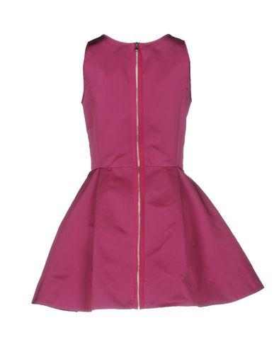 Mcq By Alexander Mcqueen Short Dresses, Mauve