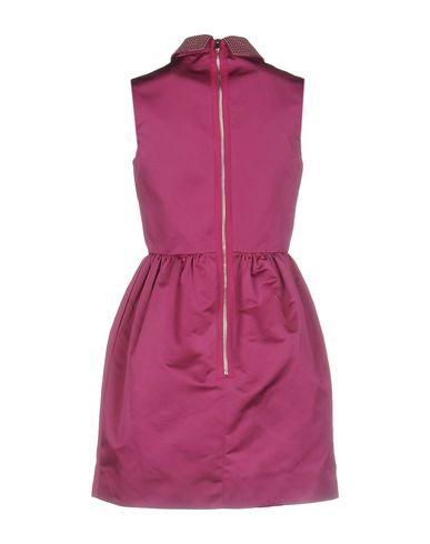 Mcq By Alexander Mcqueen Short Dress, Mauve