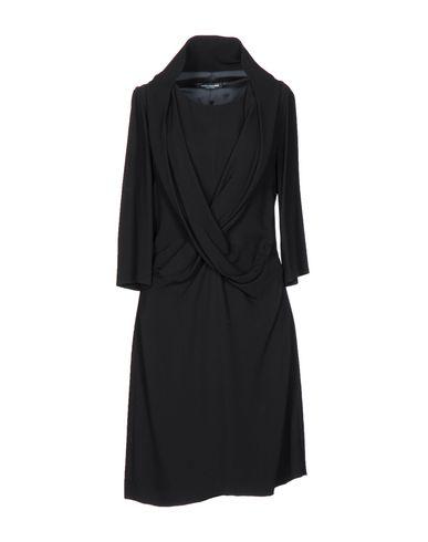 SOPHIA KOKOSALAKI Knee-Length Dress in Black