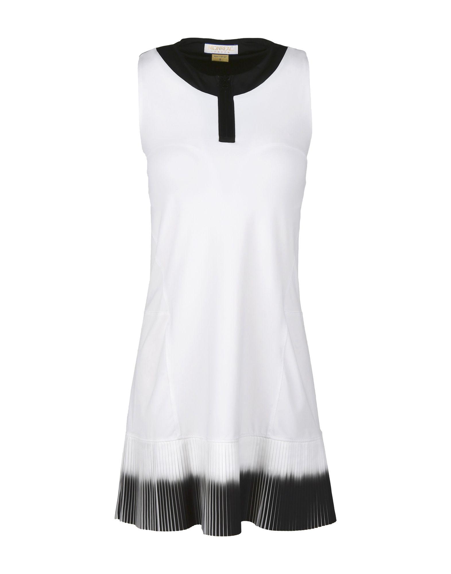 Tute Sportive E E E  estiti Monreal London Plissée Dress - donna - 34715551SH 466