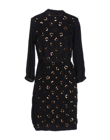 Intropia Shirt Dress, Black