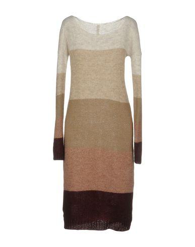 Intropia Knee-Length Dress, Black