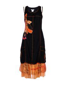 DRESSES - 3/4 length dresses Fuego Women qBcjb2r