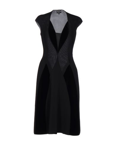 Giorgio Armani Knee Length Dress   Dresses D by Giorgio Armani