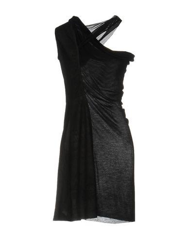 Rick Owens Short Dress, Black