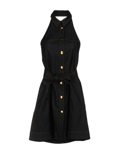Boutique Moschino Denim Dress, Blue