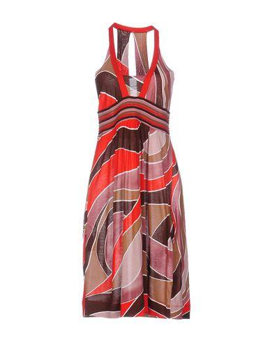 M Missoni Short Dress, Red
