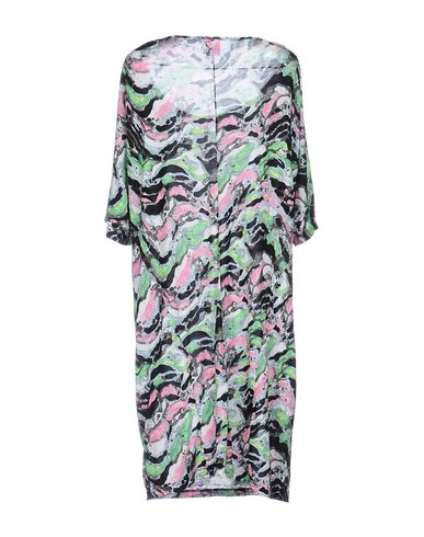 M Missoni Short Dress, Brown