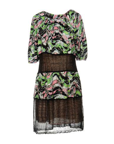 M Missoni Short Dress, Black