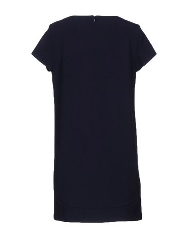 Intropia Short Dress, Dark Blue