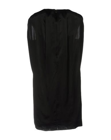 ACNE STUDIOS SHORT DRESS, BLACK