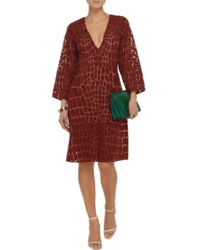 STELLA McCARTNEY Knielanges Kleid