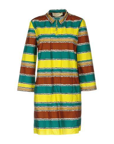 Marni Short Dress, Green