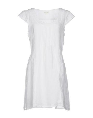 ASPIGA Short Dress in White