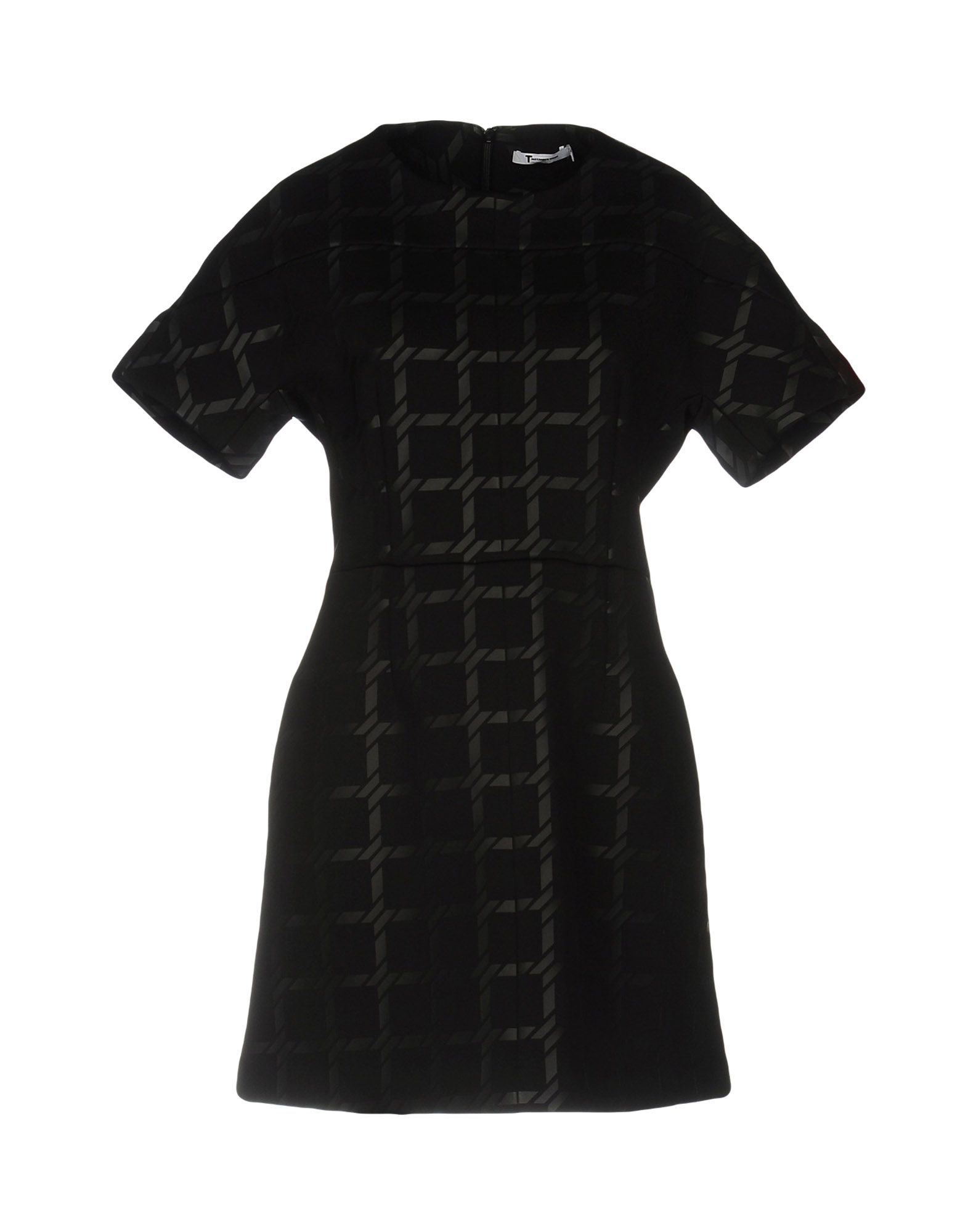 T By Alexander Wang Short Dress Women T By Alexander Wang Short