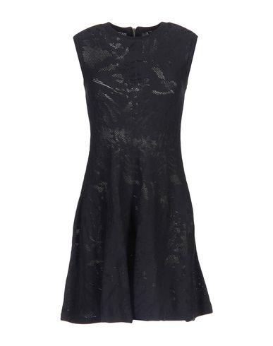 Short Dresses in Dark Blue