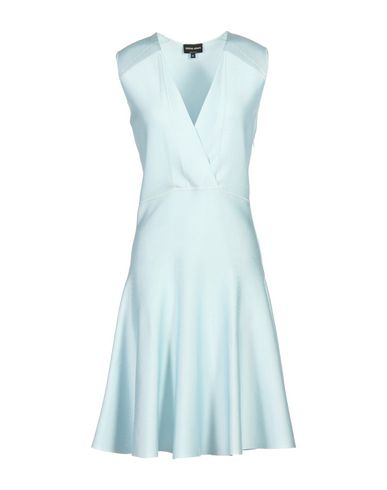 knee-length-dress by giorgio-armani