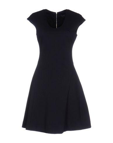 Short Dress, Dark Blue