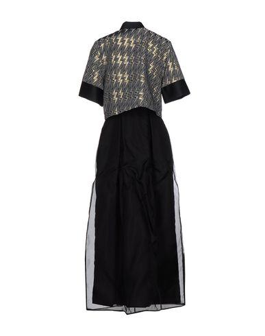 SIMONA CORSELLINI Vestido de Seda