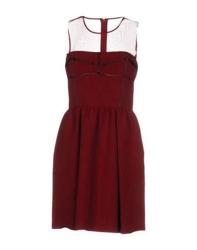ATOS LOMBARDINI Kurzes Kleid Billig Verkauf Erkunden 13vMI2L8z