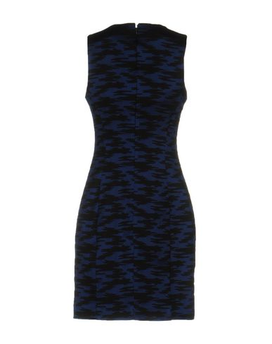 klassisk billig pris bla Versace Samling Minivestido gratis frakt bilder Billigste billig pris kjøpe online FB9wnIWed